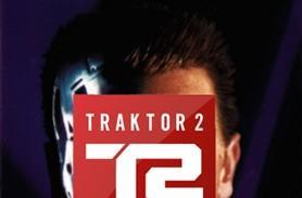 T2 is not a cyborg, is the new more colorful Traktor