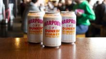 Harpoon, Dunkin' team up again on limited-edition Summer Coffee Pale Ale