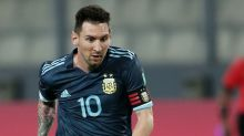 Lionel Messi happy with Argentina's win over Peru