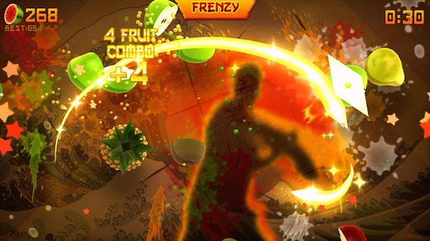 ESRB rates Fruit Ninja Kinect 2 for Xbox One