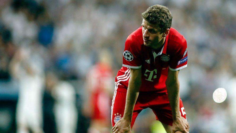 """Müller, duro con el arbitraje ante el Real Madrid: """"Fue un 10 contra 14"""""""