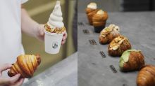 Brother Bird makes hybrid desserts like mochi croissants and cruffins, plus sorbets and soft serve