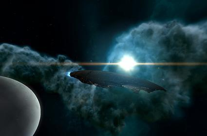 EVE Online is really pretty