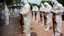 La India cruza la barrera de los 5 millones de casos por coronavirus