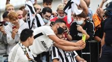 Foot - ITA - Juve - Cristiano Ronaldo (Juventus) de retour à Turin