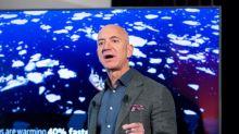Bezos lanza pacto para cumplir metas climáticas 10 años antes