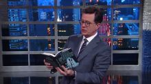 Here's Why Stephen Colbert Thinks Bill O'Reilly Might Murder Him (Video)
