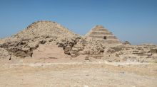 Egypt makes 'major discoveries' at Saqqara archaeological site