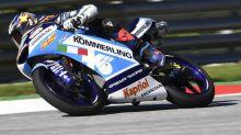 Moto3 Spielberg (2): Strafe nach Öl-Drama - Pole-Position für Rodrigo