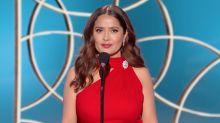 Yalitza Aparicio, Eiza González y Salma Hayek, las mexicanas en los Globos de Oro