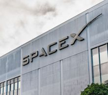 Countdown to SpaceX launch as astronauts board Crew Dragon capsule