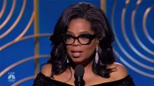 Cable news really wants Oprah to run for president
