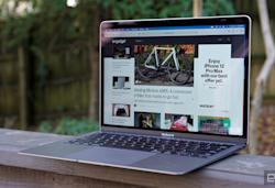 Apple's 256GB MacBook Air M1 is down to an all-time low at Amazon