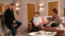 Coronation Street spoiler pictures show Geoff Metcalfe get worse in Yasmeen storyline