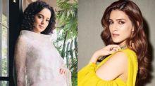 Kriti Sanon Slams Media Chaos on Flight With Kangana Ranaut Onboard, Asks 'How is This Allowed?'