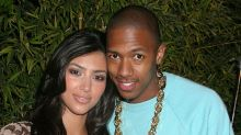 Nick Cannon Shares Throwback Photos From When He Dated Kim Kardashian