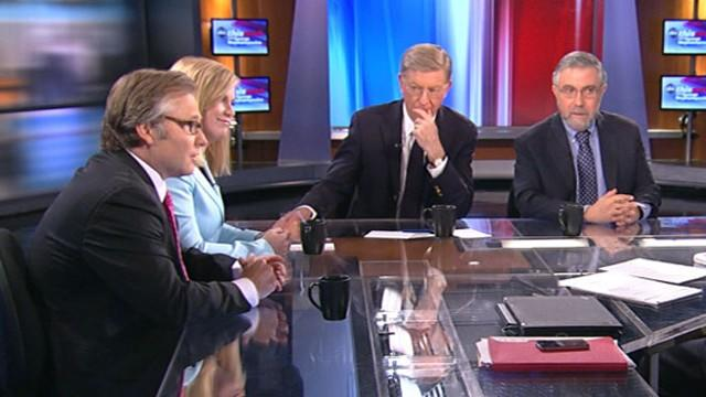 Roundtable: Who Can Fix the Economy?
