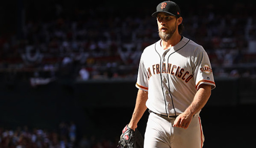 MLB: Bumgarner fällt nach Dirt-Bike-Unfall aus