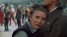 Princess Leia will be a 'mentor' to Poe in tear-jerking Star Wars 8 storyline