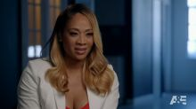 'Love & Hip Hop' star's terrifying moments behind locked Scientology doors