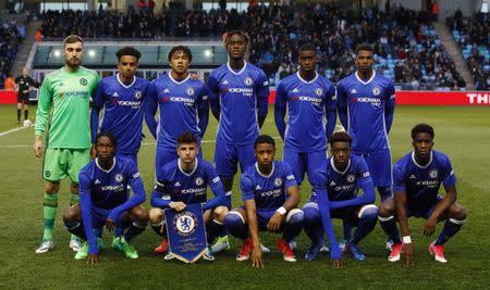 Chelsea team group