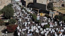 U.S. blacklists two leaders of Yemen's Houthi movement