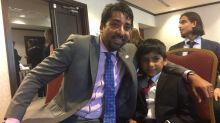 8-year-old boy flagged as security threat takes the fight to clear his name to Ottawa