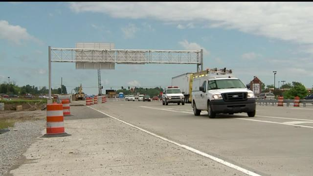 Major Ramp Closure Disrupts Indiana Drivers
