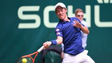 Nishikori hopeful for Wimbledon despite hip injury