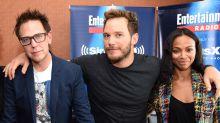 Chris Pratt Tweets Cryptic Message Amid James Gunn Fallout as Zoe Saldana Weighs In