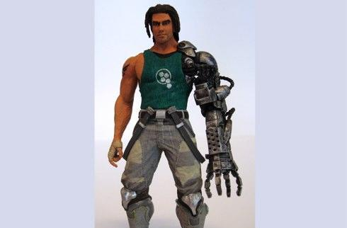 Capcom shows off Bionic Commando prototype figurine
