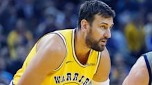 Former No. 1 overall pick Andrew Bogut announces retirement