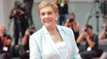 Julie Andrews, 83, makes red carpet return to accept Lifetime Achievement Award