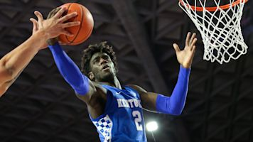 Former five-star recruit Whitney leaving Kentucky
