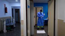 Coronavirus : plus de 1.300 personnes en réanimation
