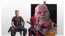 你找得到嗎?原來知名演員 Matt Damon 也有客串《Deadpool 2》!?