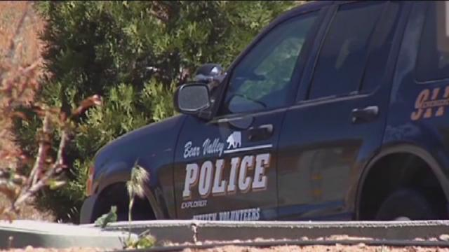 Officer-involved shooting in Bear Valley