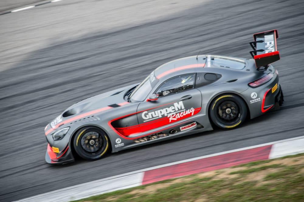 GruppeM Racing車隊。