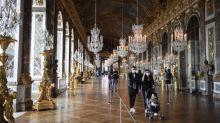 """Sans touristes étrangers, la fréquentation du Château de Versailles """"s'écroule"""""""