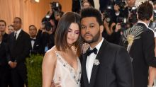 'Home': The Weeknd Cuddles Up with Selena Gomez During a Low-key Sunday