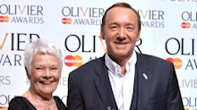Judi Dench stands by 'good friend' Kevin Spacey in the wake of his sexual assault scandal