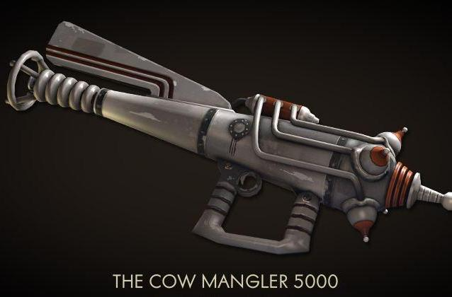 WETA Workshop takes time off from The Hobbit to design for TF2