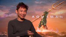 """James Wan: """"Aquaman tiene inspiraciones de los 80 como Karate Kid"""""""