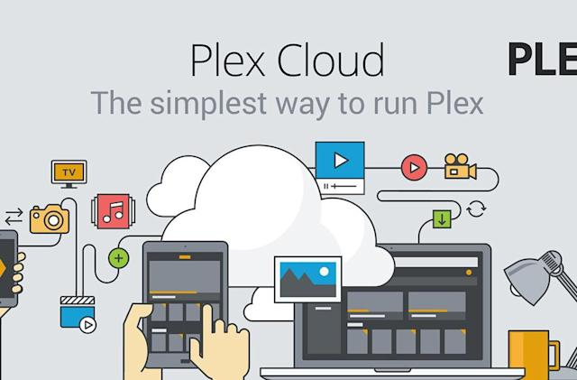 Plex turns any cloud folder into an instant media server