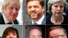 Who Are The Main Contenders For Next Conservative Party Leader?
