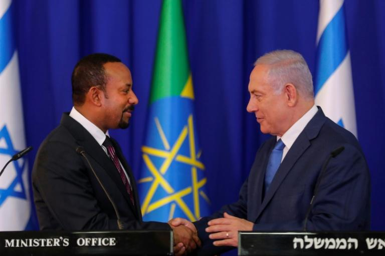Netanyahu looks to boost security coordination with Ethiopia