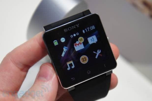 Sony's SmartWatch 2 hits IFA, we go wrists-on