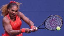 Serena Williams breaks U.S. Open match wins record on daughter's birthday