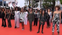 Balmain Takes a Stand for Racial Inclusivity at Cannes