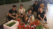 Millennials go dumpster-diving in Singapore in the name of 'freeganism'